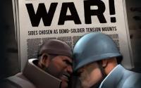 Солдат и Подрывник теперь враждуют