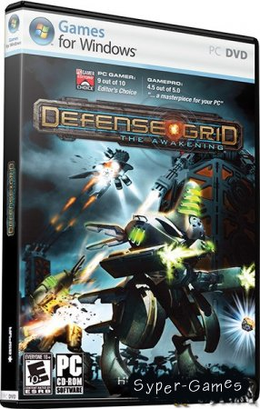 Defense Grid: The Awakening (2009)