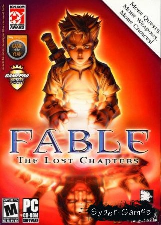 Fable: The Lost Chapters (Repack)