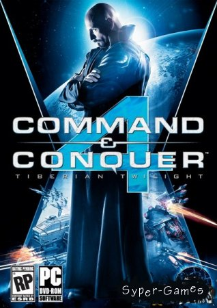 Command & Conquer 4: Tiberian Twilight (2009/Beta)