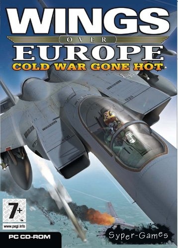 Wings over Europe. Cold war gone hot