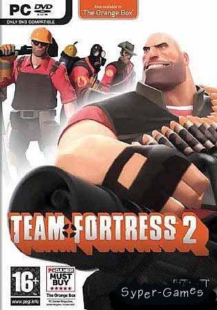 Крепкая Команда 2 / Team Fortress 2 New Edition (2010)