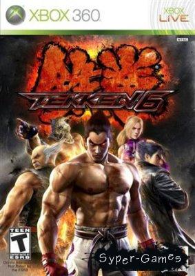 Tekken 6 (RUS)