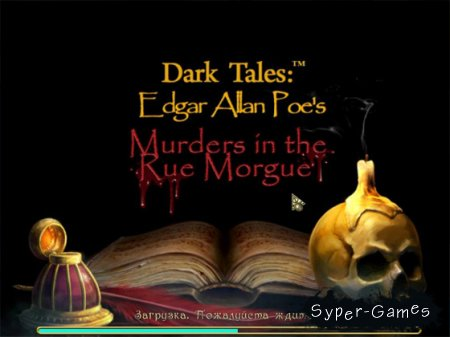 Dark Tales: Edgar Allan Poe Murders in the Rue Morgue (2010/RUS)