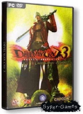 Devil May Cry 3 Dante`s Awakening. Special Edition [1.03] (2007/RUS/ENG/RePack)