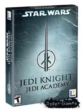 Star Wars Jedi Knights: Jedi Academy
