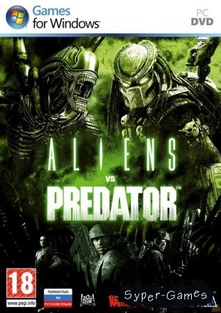 Aliens vs. Predator (2010/ENG)