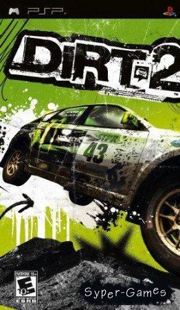 Colin McRae: Dirt 2 (2009/PSP/ISO/Eng)