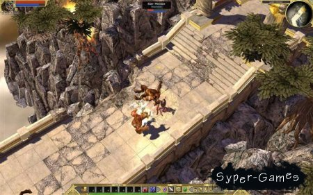 Titan Quest Gold Edition (2009/RUS/RePack/PC.)