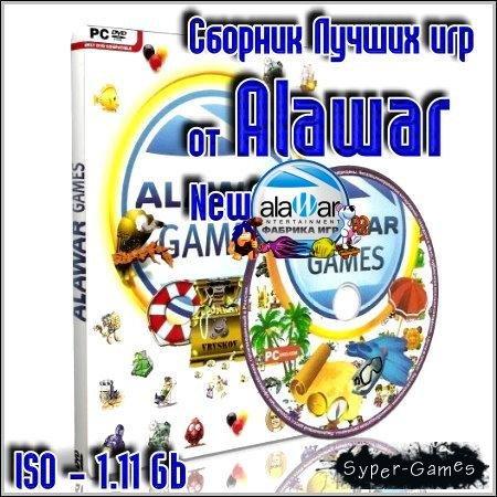 Cборник Лучших игр от Alawar /Rus