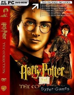 Harry Potter Platinum Edition 7в1 [RePack/2010/RUS]