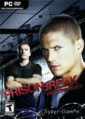 Prison Break: The Conspiracy (2010/ENG)