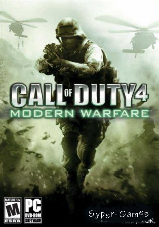 Call of Duty 4:Modern Warfare - Multiplayer 1.7 + Maps + Mods + Servers v.2.0 Final (2010/RUS/PC.)