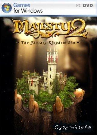 Majesty 2: The Fantasy Kingdom Sim [2009, RUS/1C] + Crack