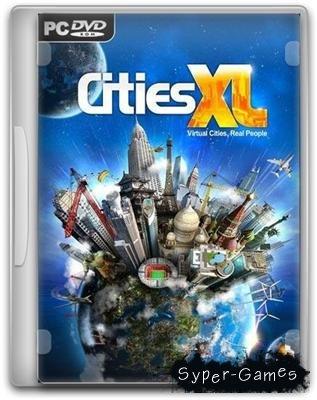 Cities XL (2009/ENG/PC)