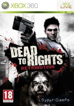 Dead to Rights: Retribution (2010/ENG/XBOX360)