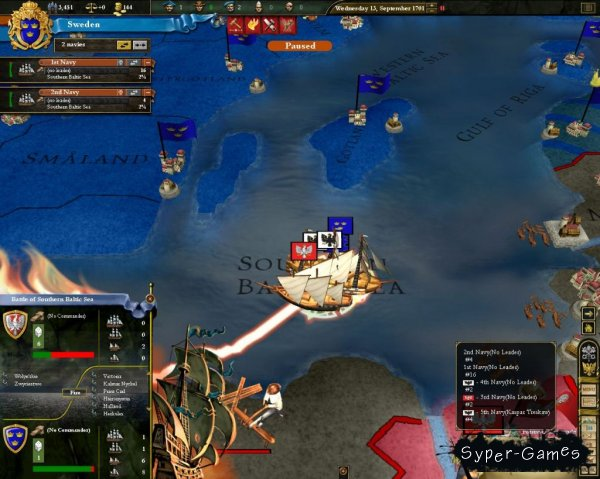 европа 3 игра