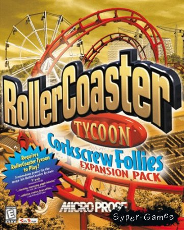 Roller Coaster Tycoon + Roller Coaster Tycoon 2