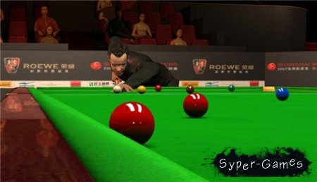 WSC Real 2009 World Snooker Championship (PC/2009/RePack)