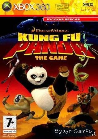 Kung Fu Panda (2008/RF/RUS/XBOX360)