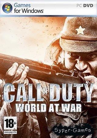 Call of Duty: World at War v1.7 (REPACK/RU)