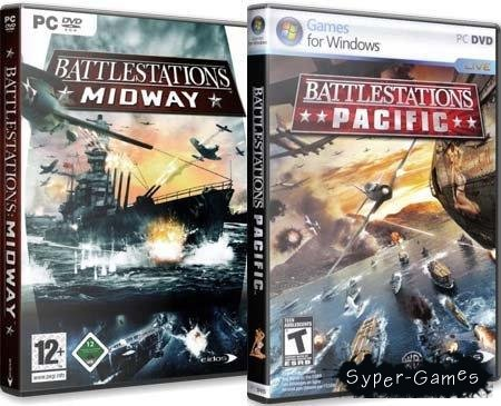 Battlestations: Midway and Pacific (PC/RePack/RU)