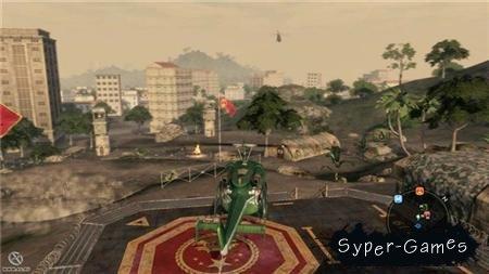 Наемники 2: Мир в Огне / Mercenaries 2: World in Flames (PC/RUS/RePack v.1.0.1)