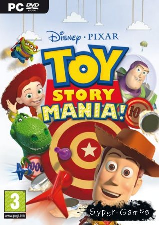 Toy Story Mania! (2010/Repack)