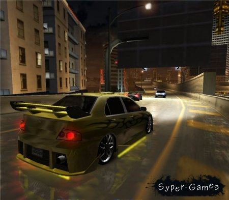 Need For Speed Underground 2 (ENG/2004) PS2