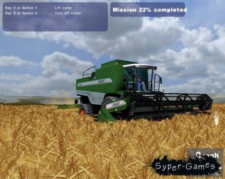 Фермер / Farming Simulator (2009/2010/RUS)