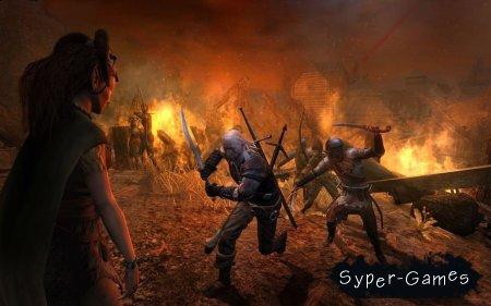 Ведьмак: Золотое издание / The Witcher: Gold Edition (2010/Repack)