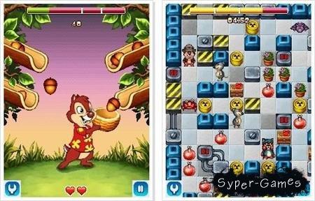 Скачать бесплатно игру на телефон чип и деил