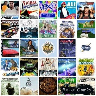 38 игр для телефонов (240x320)
