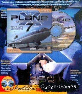 X-Plane 7 (ENG/RUS/2009)