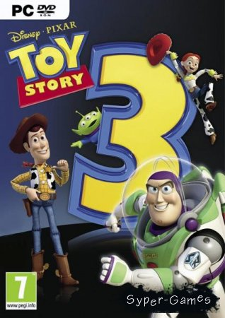 Toy Story 3: The Video Game (2010/ENG/RePack)