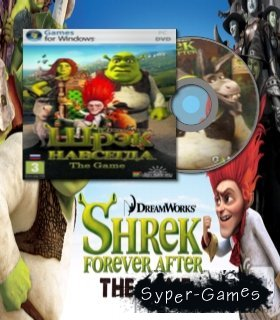 Shrek Forever After: The Game (RUS/2010)