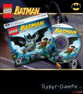 LEGO Batman: The Videogame (ENG/2008)