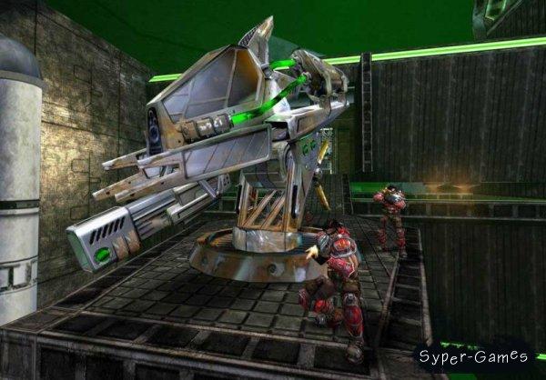 Игру Unreal Tournament 2004