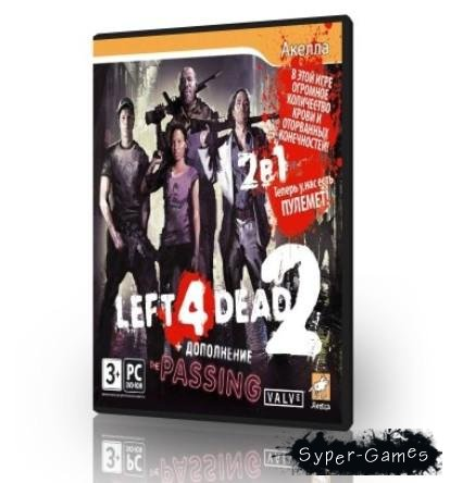 Left 4 Dead 2: The Passing + Addon Support v2.0.2.4 (2010/RUS)
