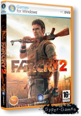 Far Cry 2 + DLC The Fortune's Pack v 1.03 (2008/RUS/RePack by UltraISO)