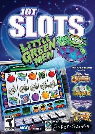 Эмулятор Игровых Автоматов IGT Slots Little Green Men