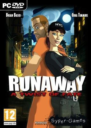 Runaway 3: Поворот судьбы / Runaway: A Twist of Fate (2009/Rus/Новый диск)
