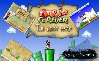 Super Mario 3 Mario Forever Lost Map 1.0
