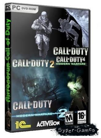 Call of Duty. Anthology / Call of Duty. Антология (2010/RUS/RePack)