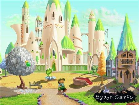 Волшебник Изумрудного города: Азбука с Элли (2008 / RUS)