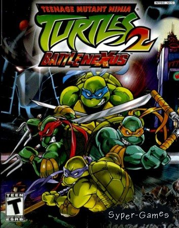 Teenage Mutant Ninja Turtles 2: Battle Nexus (2004/PC)
