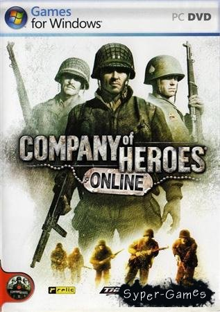 Company of heroes: Online (2010/ENG/BETA v.1.0.1.13)