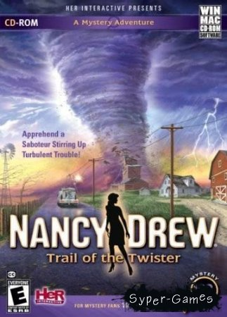 Nancy Drew: Trail of the Twister (2010/ENG)