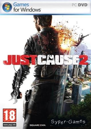Just Cause 2 + Update&All DLC (2010/RUS/Repack by tukash)