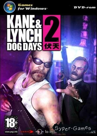 Kane & Lynch 2: Dog Days (2010/ENG)